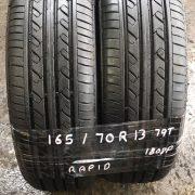 165-70-R13 79T Rapid 1808P