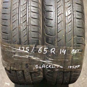 175-65-R14 86T Blacklion 1958P