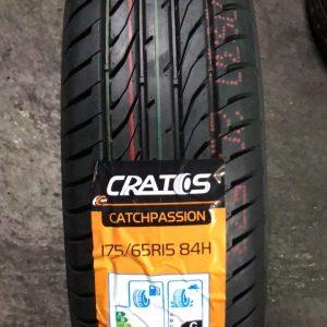 175-65-R15 84H Cratos