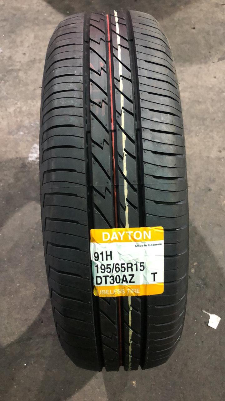 Tidsmæssigt 195/65/R15 91H Dayton DT30AZ - Best New Tyre OO-08