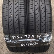 195-70-R14 91H Supercat 1805P