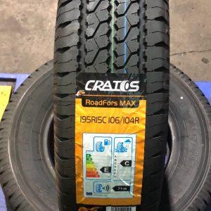 195-R15C 106-104R Cratos