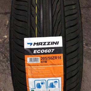205-50-R16 87W Mazzini