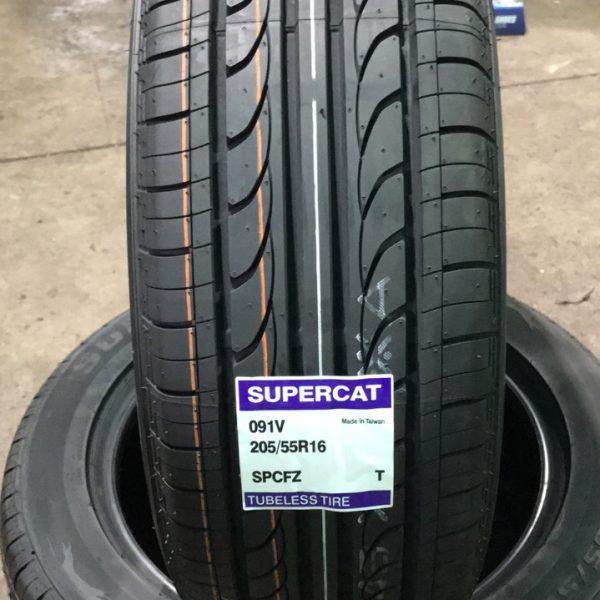 205-55-R16 91V Supertcat