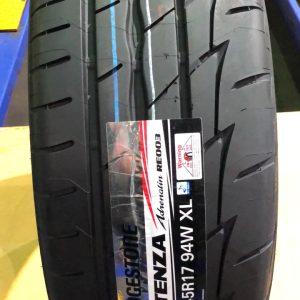 225-45-R18 94W Bridgestone Potenza