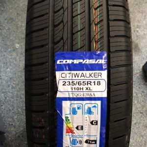 235-65-R18 Citiwalker