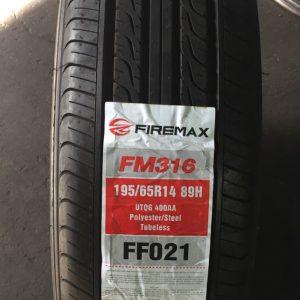 195-65-R14 89H Firemax