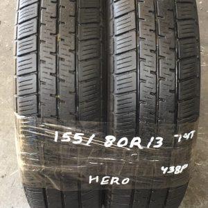 155-80-R13 79T Hero 438P