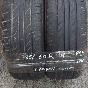 185-60-R14 82H Carbon Series 359P