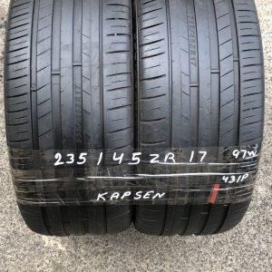 235-45-R17 97W Kapsen 431P