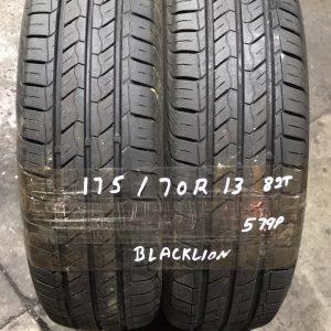 175-70-R13 82T Blacklion 579P