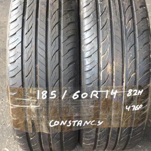 185-60-R14 82H Constancy 476P