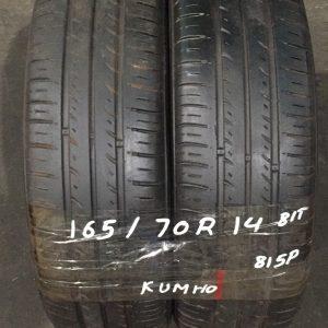 165-70-R14 81T Kumho 815P