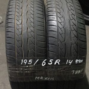 195-65-R14 89H Maxxis 788P