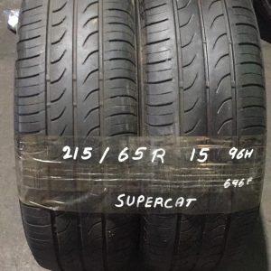 215-65-R15 96H Supercat 696P