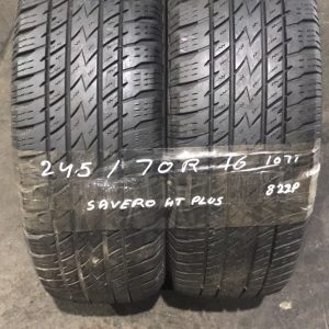 245-70-R16 107T H-T Savero Plus 822P
