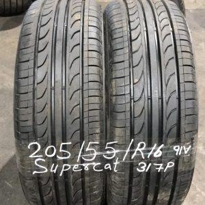 205-55-R16 91V Supercat 317P