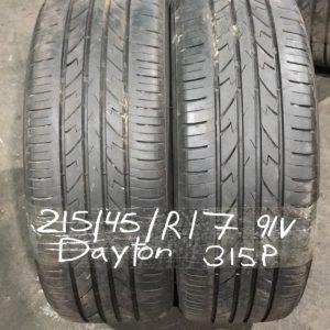 215-45-R17 91V Dayton 315P