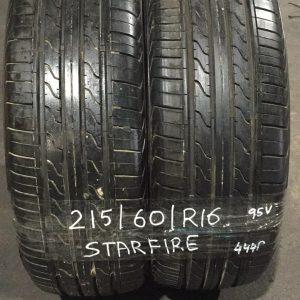 215-60-R16 95V Starfire 444P