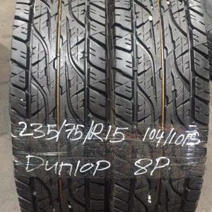 235-75-R15 104-101S Dunlop 8P
