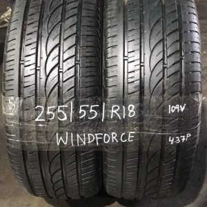 255-55-R18 109V Windforce 437P