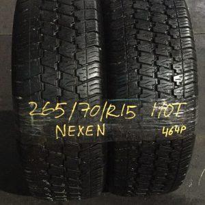 265-70-R15 110T Nexen 464P